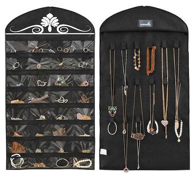 MISSLO Hanging Jewelry Organizer