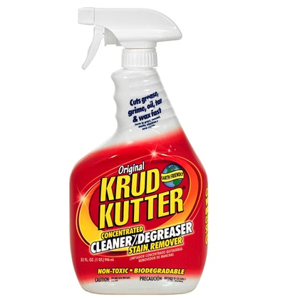 Krud Kutter Original Concentrated Cleaner/Degreaser, 32-Ounces