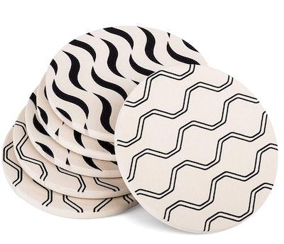 Urban Mosh Ceramic Stone Coaster