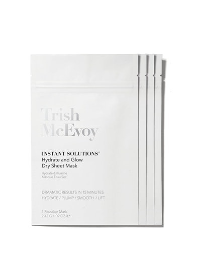 4-Pack Instant Solutions® Dry Sheet Mask