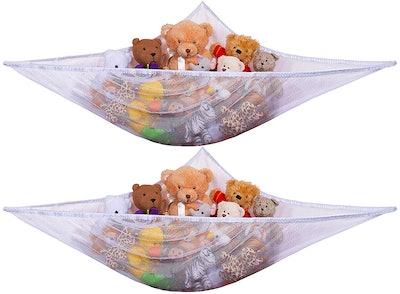 Handy Laundry Jumbo Toy Hammock (2 Pack)
