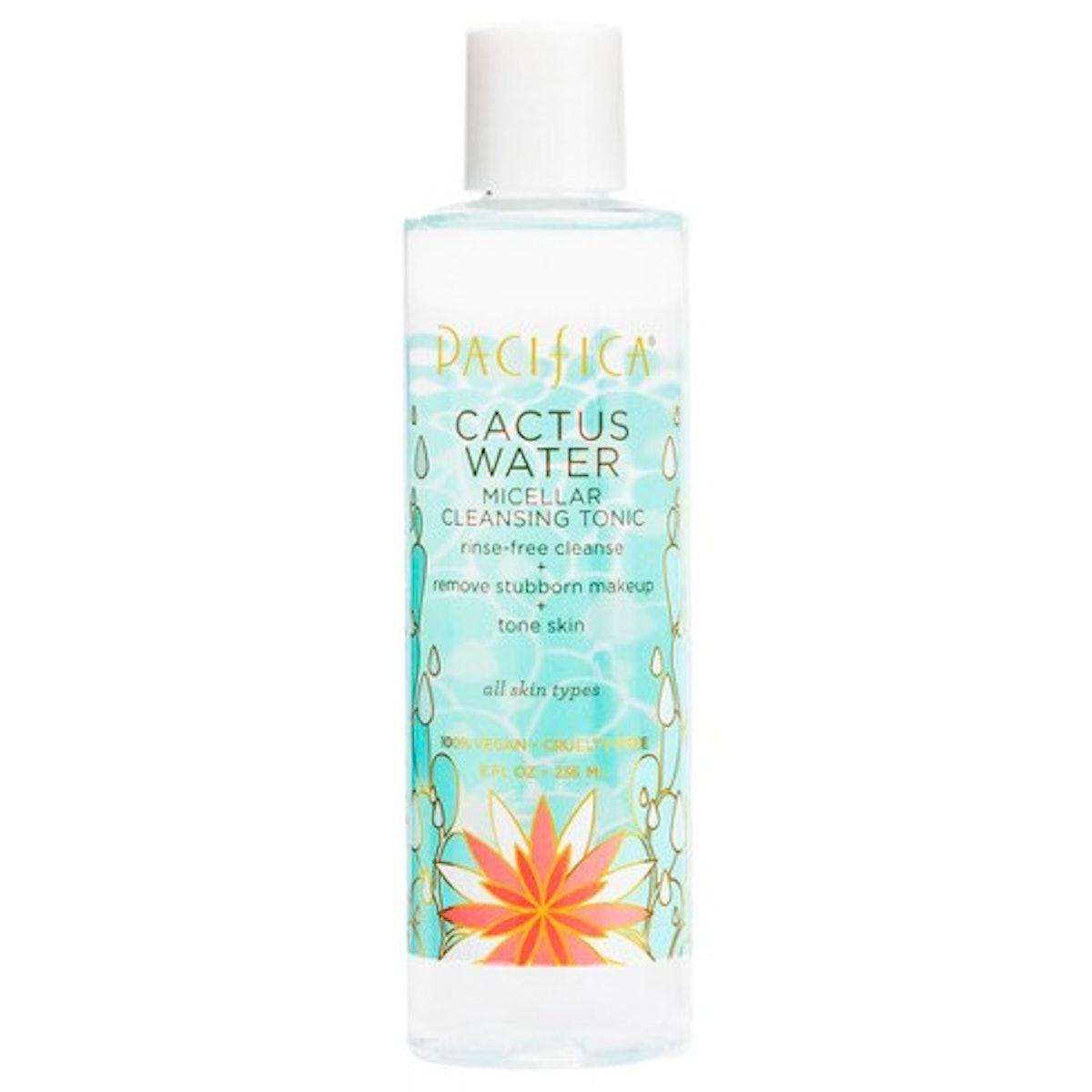 Cactus Water Micellar Cleansing Tonic
