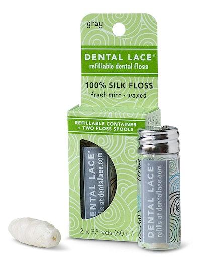 Dental Lace Silk Floss
