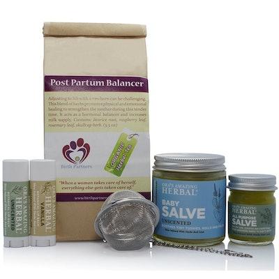 New Mama Natural Gift Box