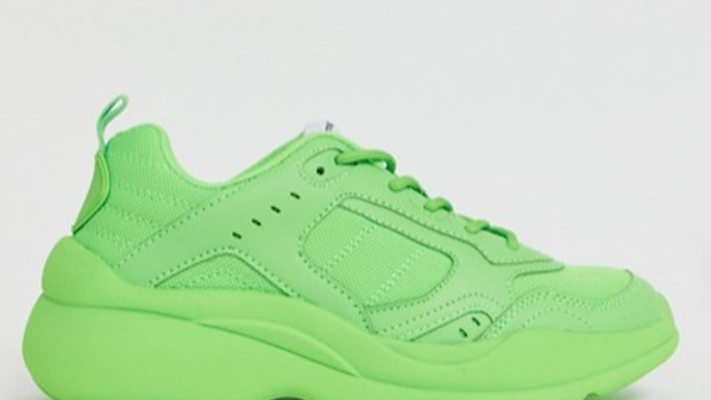 6ea8881e90 10 Pairs Of Neon Shoes Under $100 So You Can Put Your Brightest Foot  Forward This Summer