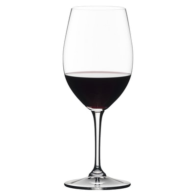 Red Wine Glasses, Four Pack