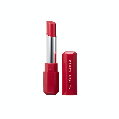 Poutsicle Juicy Satin Lipstick in Hot Blooded