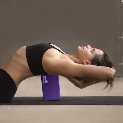 REEHUT Yoga Blocks (2 Pack)
