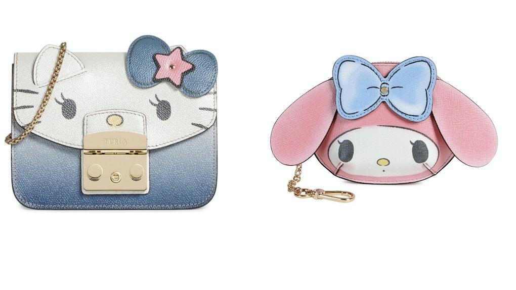 013f8c2e0 This Hello Kitty x Furla Accessories Collaboration Will Make Your Wardrobe  Adorably Animated