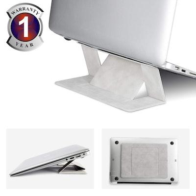 RUCACIO Adhesive Laptop Stand