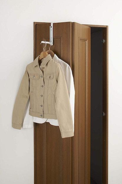 YAMAZAKI Home Folding Over-The-Door Hook