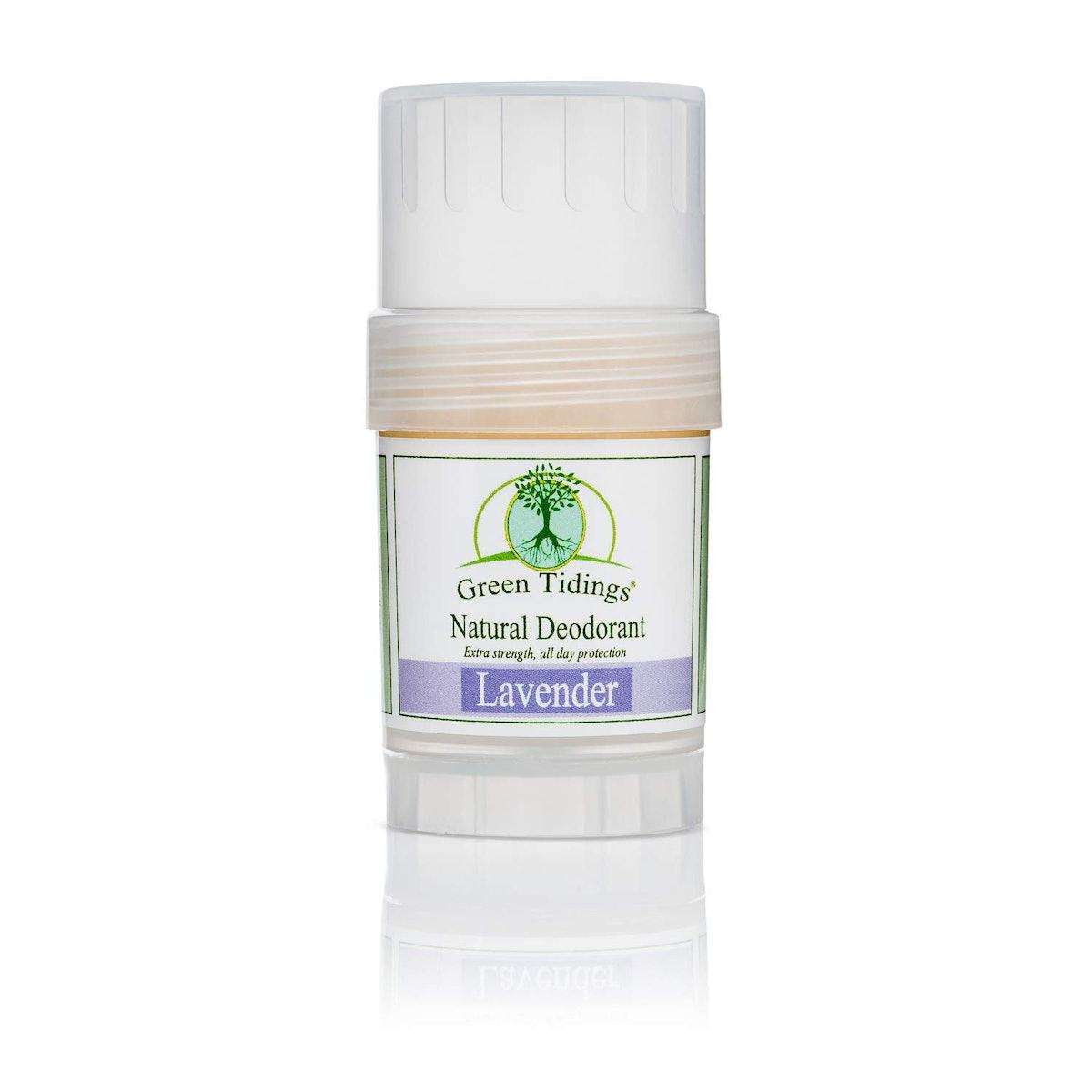 Green Tidings Natural Deodorant