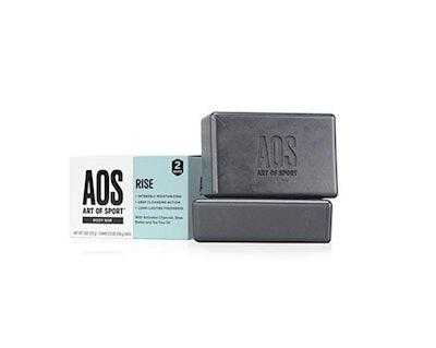 Art Of Sport Body Bar Soap (2 Pack)