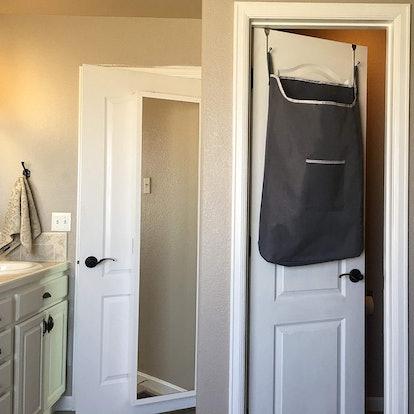 The Fine Living Company Hanging Laundry Hamper Bag