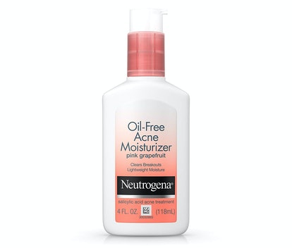 Neutrogena Oil-Free Acne Facial Moisturizer With Salicylic Acid, 4 Fl. Oz.