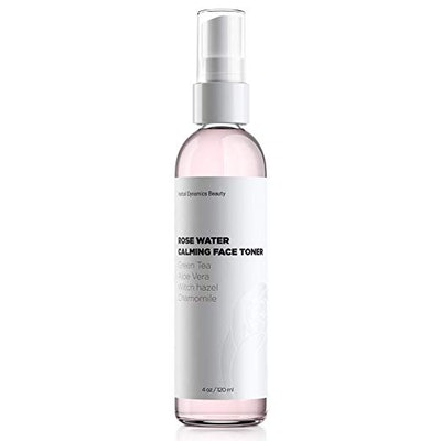 HD Beauty Rose Water Face Toner