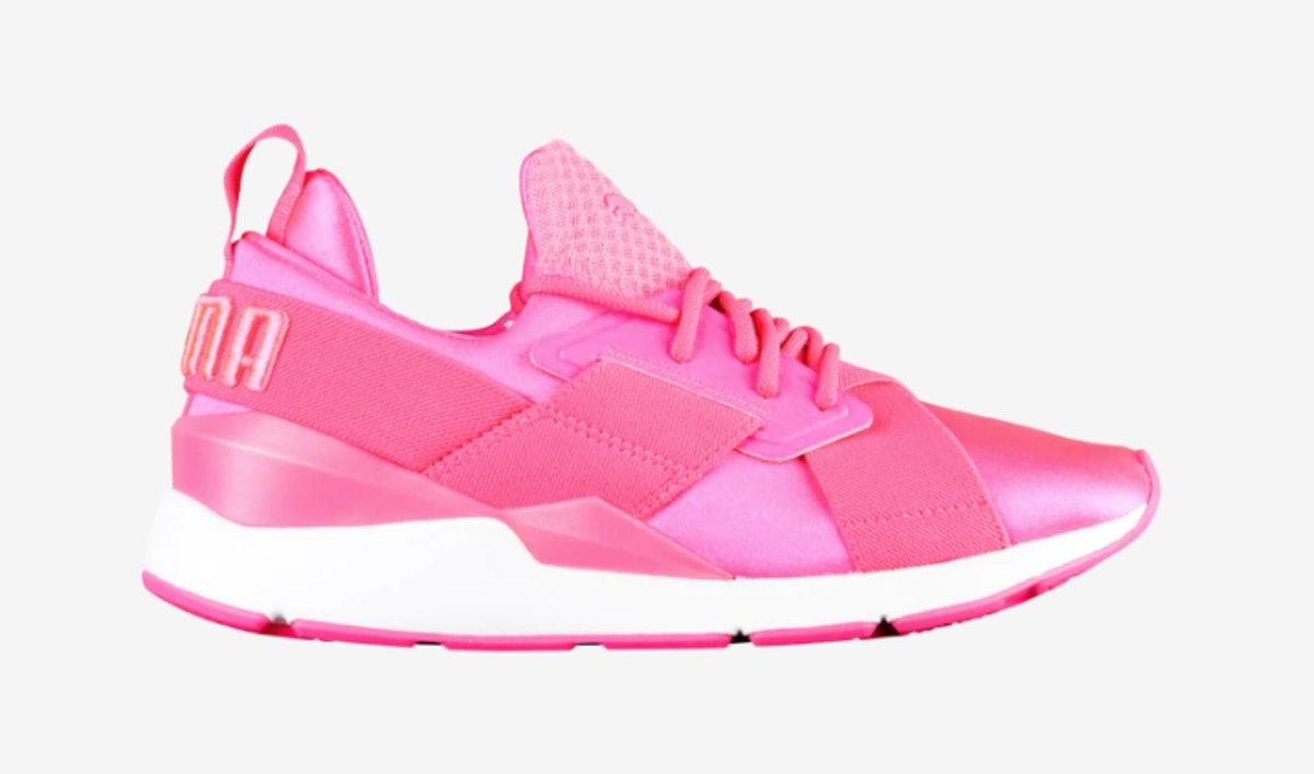 Puma Muse Satin Sneaker