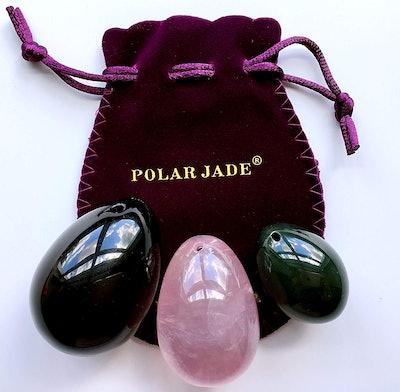 Polar Jade Kegel Yoni Eggs