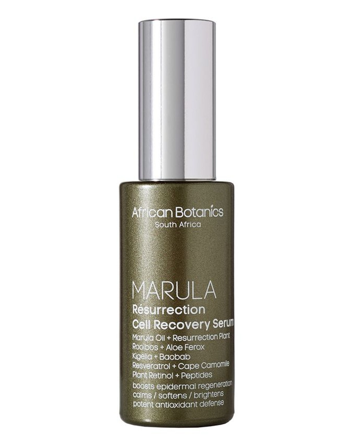 Resurrection Cell Recovery Serum