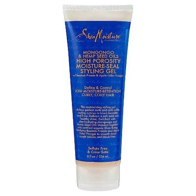 Shea Moisture Mongongo & Hemp Seed Oils High Porosity Moisture-Seal Styling Gel