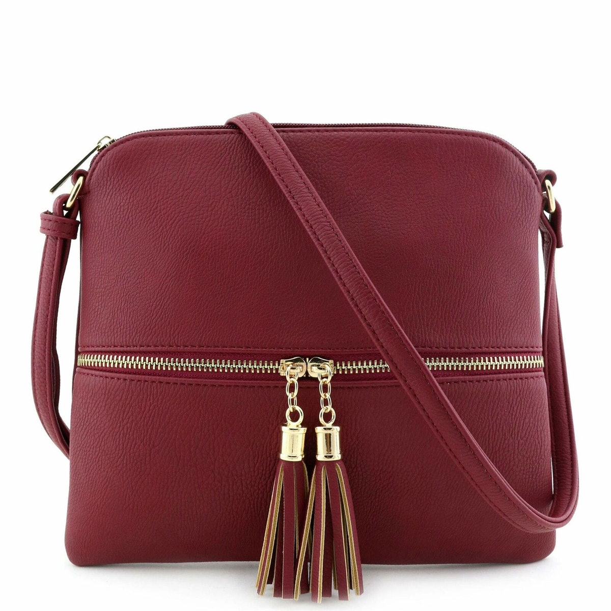 DELUXITY Lightweight Crossbody Bag