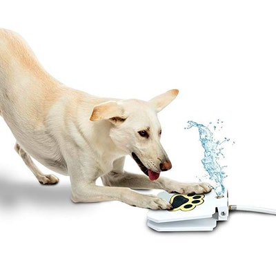 Trio Gato Outdoor Dog Pet Water Sprinkler