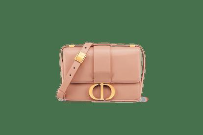 30 Montaigne Calfskin Bag in Pale Pink