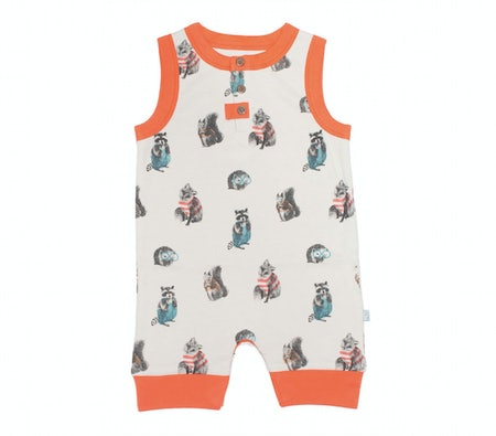 Finn + Emma Romper (Sizes 0-12 months)