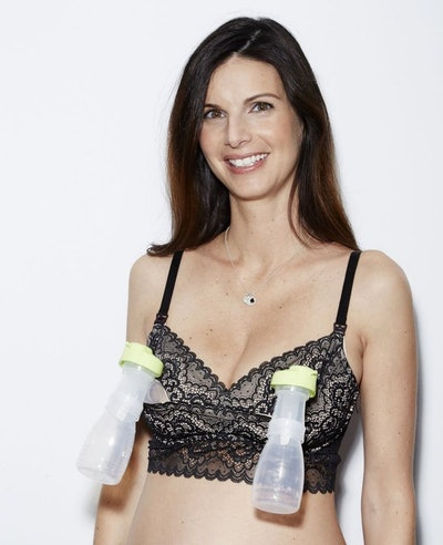 The Dairy Fairy Ayla: Underwire Nursing and Hands-Free Pumping Bra (XS-2XL)