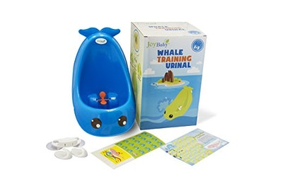 Joy Baby Whale Training Urinal