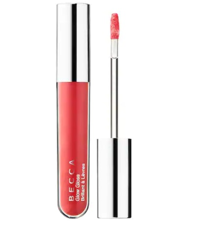 Glow Lip Gloss in Tigerlily