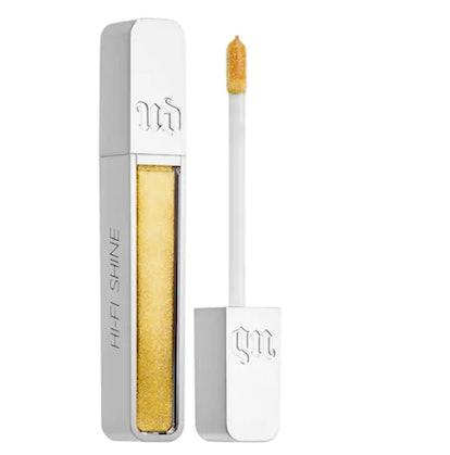 Hi-Fi Shine Ultra Cushion Lip Gloss in Goldmine
