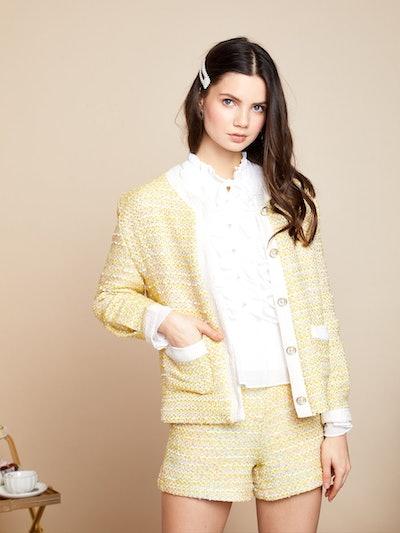 Hey Honey Tweed Jacket