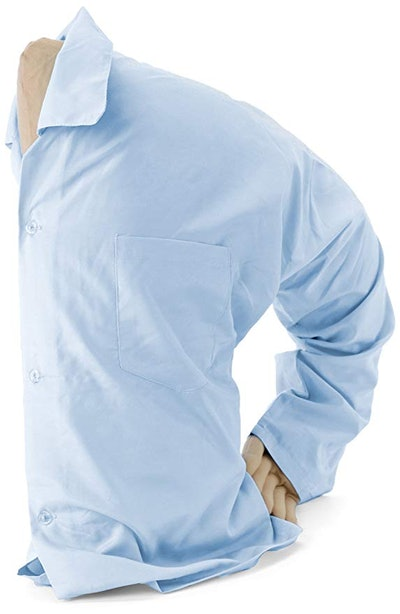 The Original Boyfriend Body Pillow Blue
