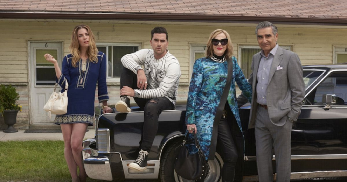 If You Can't Get Enough Of 'Schitt's Creek,' You Need To Read These 13 Books