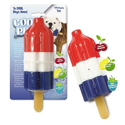 Cool Pup Dog Toy Rocket