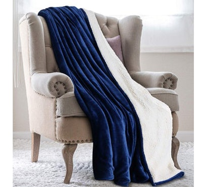 Utopia Bedding Sherpa Bed Blanket, Queen
