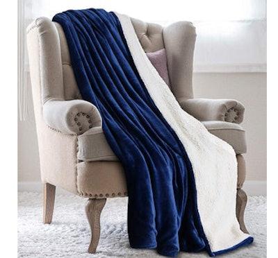 Utopia Bedding Sherpa Bed Blanket, Twin