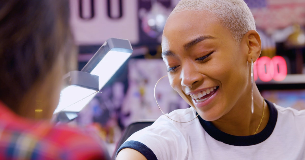 Tati Gabrielle Got A Tattoo & The Meaning Behind It Is Deeper Than You Think