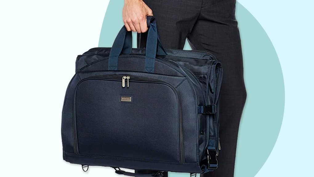 9652f5799 The 4 best garment bags for travel