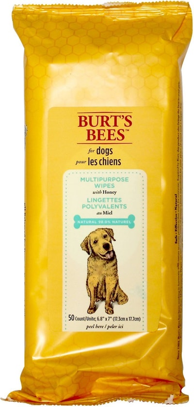 Burt's Bees for Dogs Multipurpose Grooming Wipes