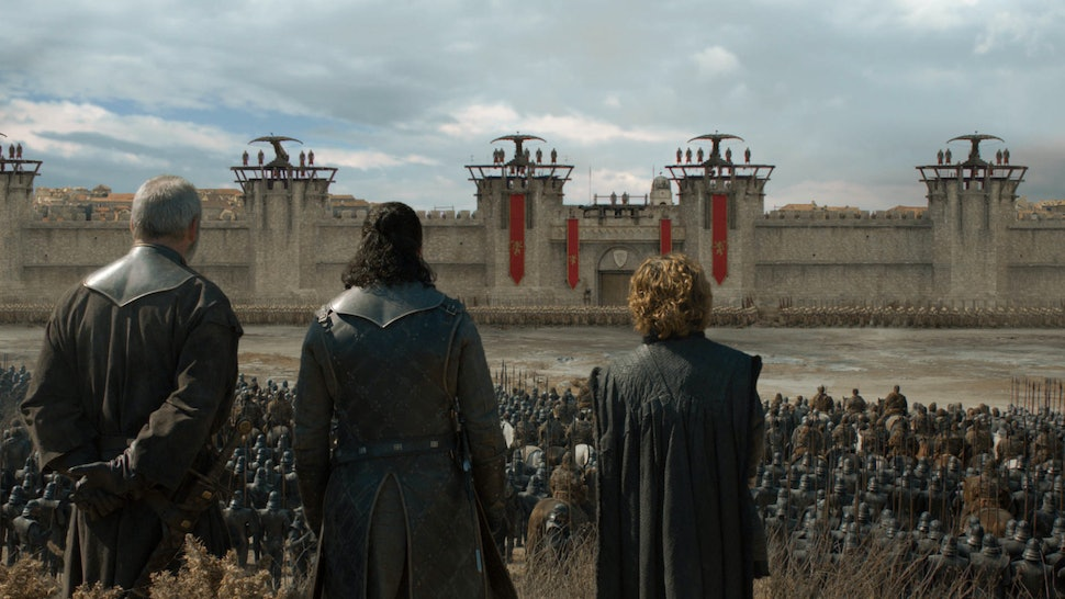 Who Destroys King's Landing On 'Game Of Thrones'? Dany's Vision In