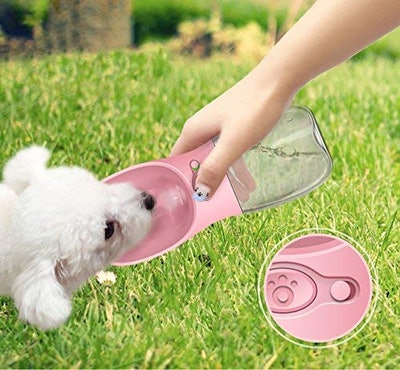 M&MKPET Dog Water Bottle for Walking