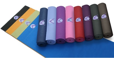 Aurorae Classic Extra Thick And Long Yoga Mat