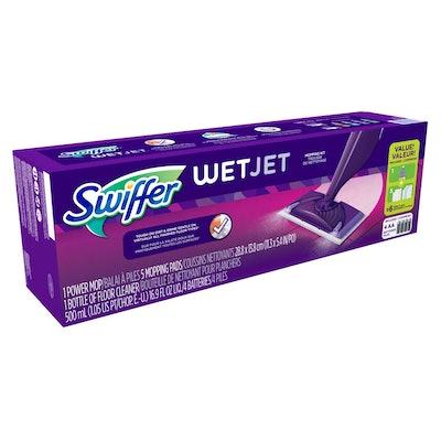 Swiffer WetJet Floor Spray Mop Starter Kit