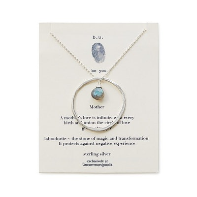 Ring of Love Necklace