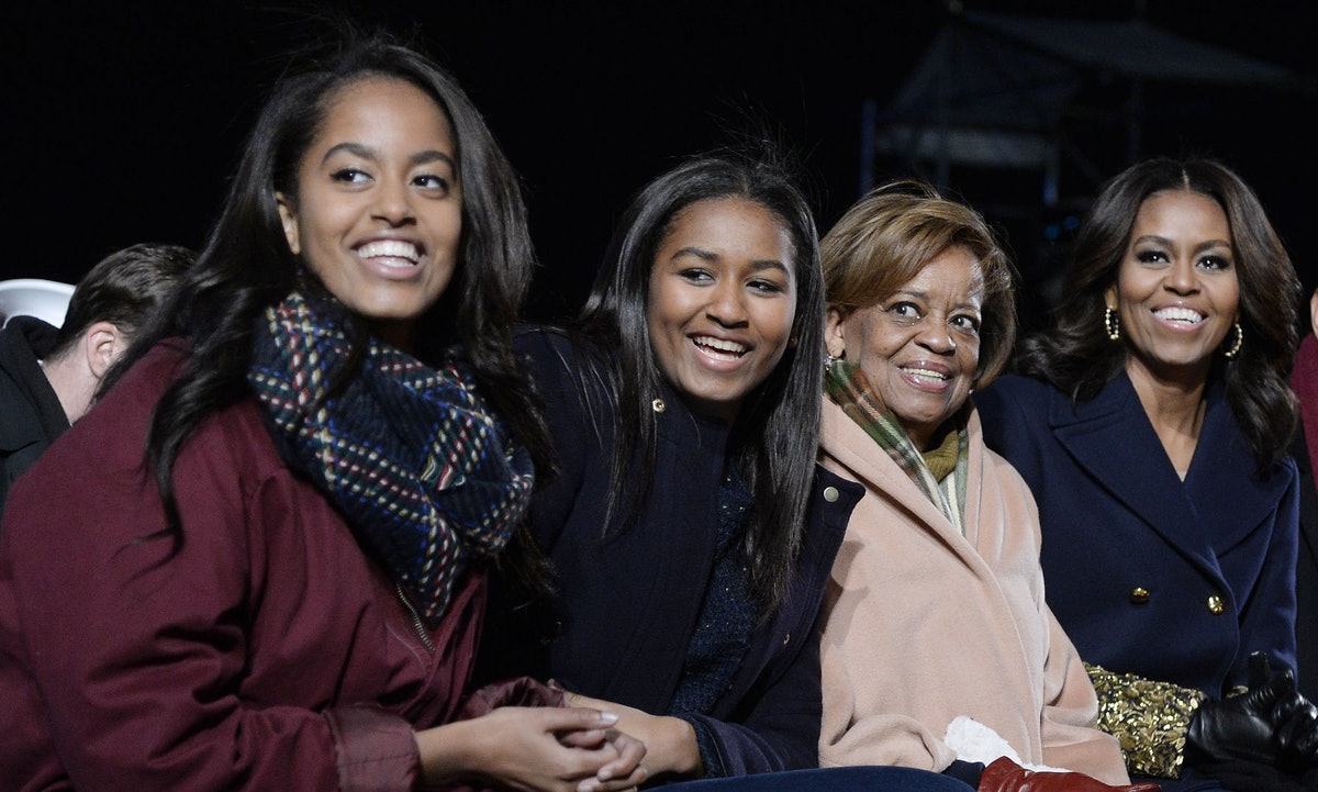 Michelle Obama's Mother's Day 2019 Instagram About Sasha & Malia Is So Inspiring