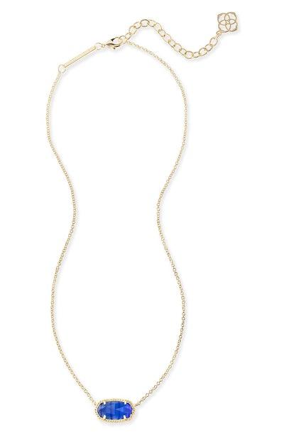 Elisa Birthstone Necklace