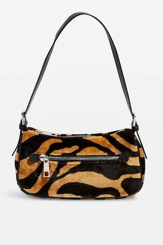 Kenya Tiger Shoulder Bag