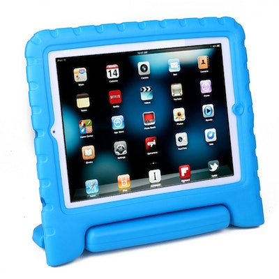 HDE Shock Proof iPad Case for Kids Bumper Cover